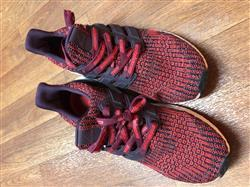 tynan d. verified customer review of Burgundy Calabasas Shoelaces