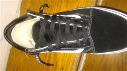 Clarissa W. verified customer review of BLACK SHOELACES