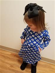 MaryBeth Tolle verified customer review of Simple Machines Polka Dots Kids Dress