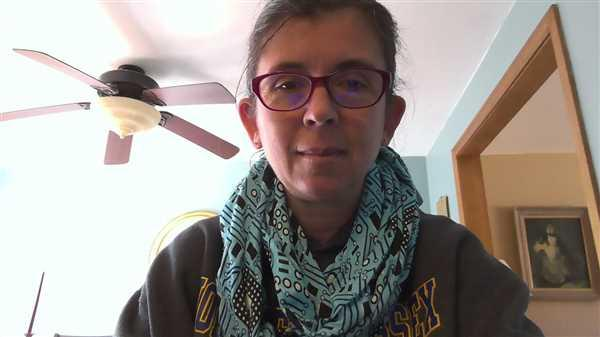Anonymous verified customer review of Circuit Board Infinity Scarf