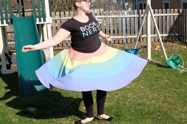 Svaha USA Life in Colors Twirl Skirt Review
