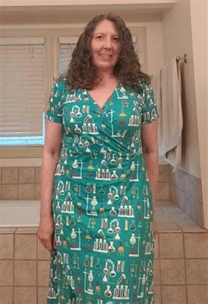 Svaha USA Chemistry Lab Rosalind Dress Review