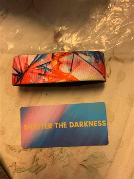 Myria true verified customer review of Shatter The Darkness