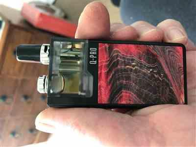 Grey Haze ECig Store Lost Vape Orion Q-Pro Pod Vape Kit Review