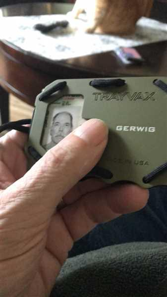 Mike Gerwig verified customer review of Engraving