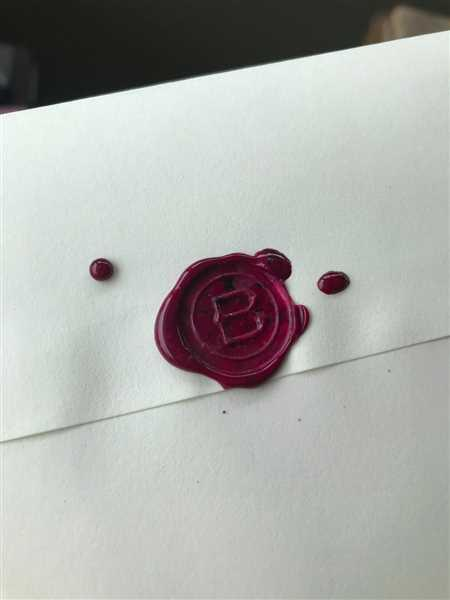 LetterSeals.com J.Herbin French Cire Souple Supple Sealing Wax Review