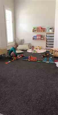 Winona Franklin verified customer review of Playmags 100 Piece Magnetic Tiles Set