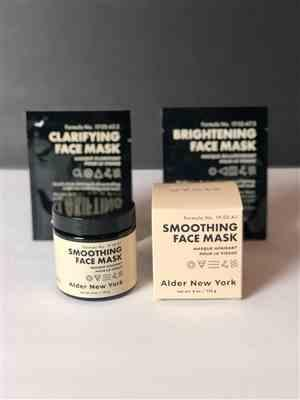 Lauren K. verified customer review of Smoothing Face Mask