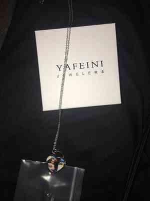 "diyjewelry yafeini Custom Photo Text Necklace Personalized Jewelry Copper 925 Sterling Silver Yellow White Rose Adjustable 16""-20"" - We're Soul Mates Review"