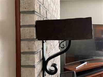 Anonymous verified customer review of Camden Iron Corbel 3-Inch Wide