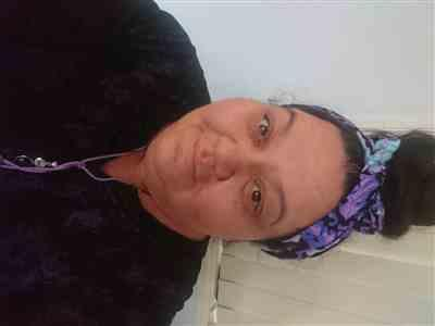 Karla Priestley verified customer review of Head Scarf - Northern Lights