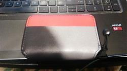 Kelly S. verified customer review of Memory Zip Wallet