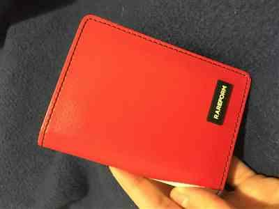 Alexandra D. verified customer review of Highland Wallet