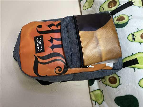 LP verified customer review of Ace Backpack