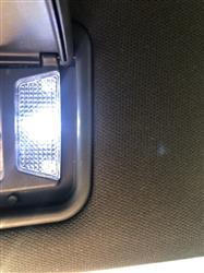 Jared B. verified customer review of 2010-14 F150 RAPTOR LED Vanity Mirror LED Lights
