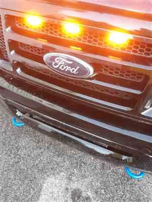 CHEYENNE L. verified customer review of Ford F150 2004-08 F150 Raptor Style Extreme Amber LED grill Kit