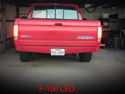 Roman L. verified customer review of 1992 - 1996 Ford F150 REAR TAIL LIGHT & TURN SIGNAL COMBO KIT
