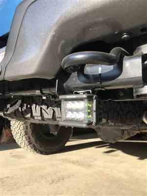 MIKE D. verified customer review of 2017-2019 RAPTOR SPARTAN SERIES CREE LED REVERSE BAR KIT