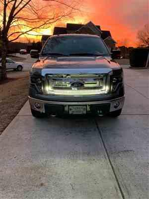 Matt C. verified customer review of 2009-14 F150 44 PALADIN 210W Curved Lower Grille LED Bar