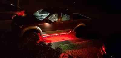 Manuel Frias verified customer review of 2004-08 Running Board / Area Premium LED Light Kit - Red