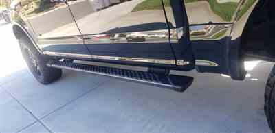 Nestor Vargas-Ramirez verified customer review of 2015 - 2020 Running Board/ Area Premium Lights