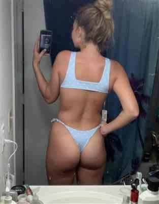 Frankies Bikinis Ali Bottom - Blue Jean Review