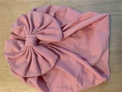 Janet Erion verified customer review of Belle Turban Bow