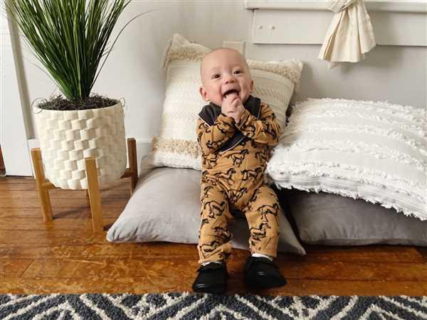 Posh Peanut Dakota Romper Review