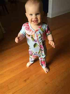 sharron davis verified customer review of Theodore Black Pajamas - FINAL SALE