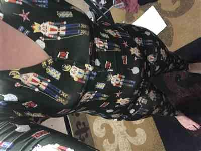 Bobbie  verified customer review of Thomas Toy Soldier Women's Loungewear - FINAL SALE