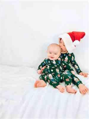 Kassidy Hamblin verified customer review of Thomas Toy Soldier Pajamas - FINAL SALE