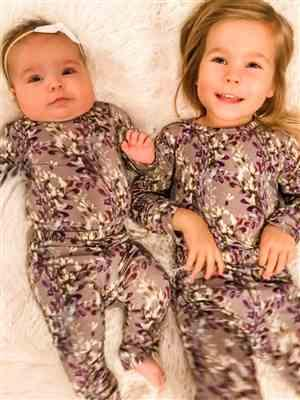 Alissa Hayes verified customer review of Trinity Floral Pajamas - FINAL SALE