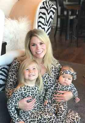 Alissa Hayes verified customer review of Lana Leopard Tan Women's Loungewear