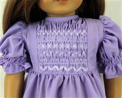 Debbie K verified customer review of Heirloom Entree 18 Doll Clothes Pattern