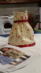 Ruth K. verified customer review of Dandelion Days Sundress 18 Doll Clothes Pattern