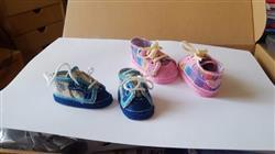 christiane B. verified customer review of Sweet Sneaks Shoes Machine Embroidery Design