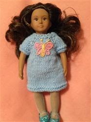 Zoe Williams verified customer review of Mini Dresses Knitting Pattern for Mini Dolls