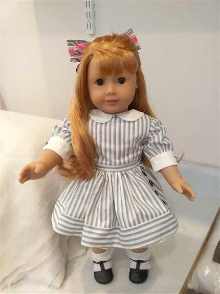 Mary Gatto verified customer review of Joni's Uptown Dress 18 Doll Clothes Pattern