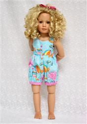 Judi O. verified customer review of Rosie Romper 18 Doll Clothes Pattern