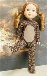 Pat P verified customer review of Costume Jumpsuit 18 Doll Clothes Pattern