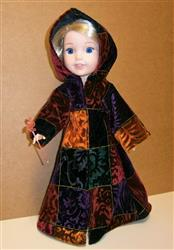 Pat P verified customer review of Galactic Warrior Robe 14-14.5 Doll Clothes Pattern