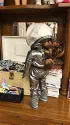 Sherri Sharrow verified customer review of Mercury Flightsuit 18 Doll Clothes Pattern
