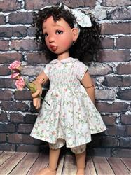 Marilyn C. verified customer review of Smocked Dress 18 Doll Clothes Pattern