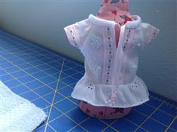 Doris L. verified customer review of Kings Canyon Peplum Top 14-14.5 Doll Clothes Pattern
