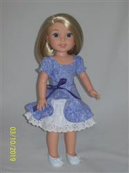 Linda Keldgord verified customer review of Provence 14.5 Doll Clothes Pattern