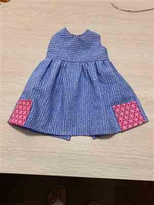Anita M. verified customer review of Garden Tea Dress 18 Doll Clothes Pattern