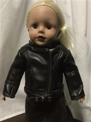 Kelly M. verified customer review of Motorcycle Jacket 18 Doll Clothes Pattern