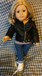 Carla G. verified customer review of Motorcycle Jacket 18 Doll Clothes Pattern