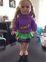 Donna B. verified customer review of Little Boutique Skirt 18 Doll Clothes Pattern