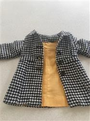 Pixie Faire Le Marais Coat 18 Doll Clothes Pattern Review
